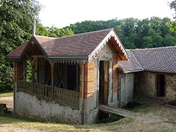 L'entreprise Dulery et Fils à Le Vigen (87) reçoit le prix Patrimoine Rural pour la rénovation de l'annexe d'une maison bourgeoise